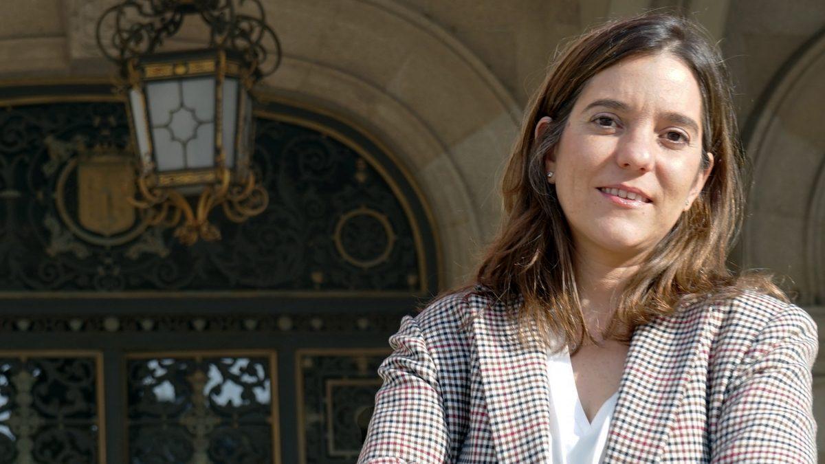 Inés Rey PSdeG-PSOE