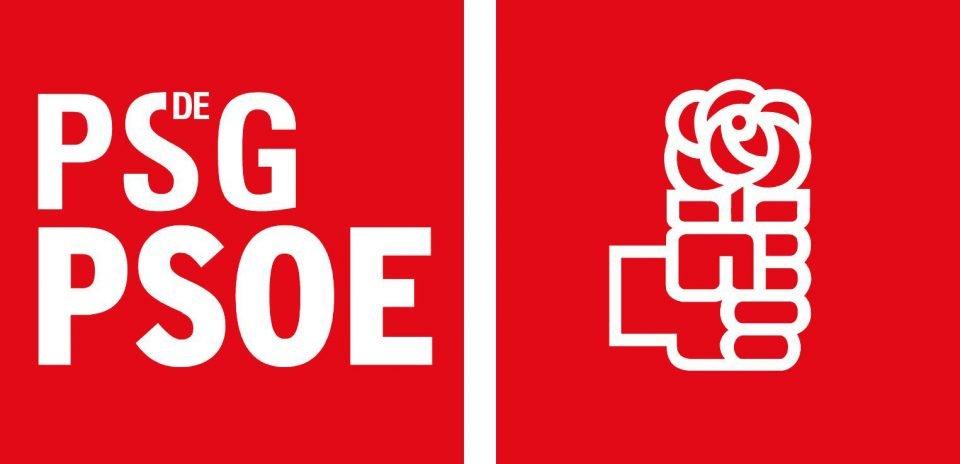 Logotipo PSdeG-PSOE